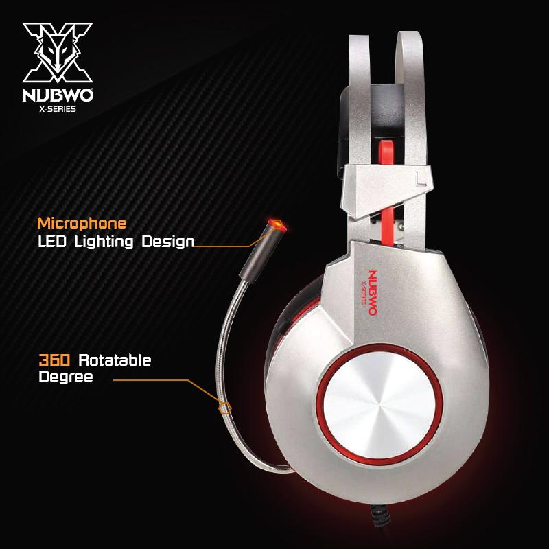 Headset Nubwo