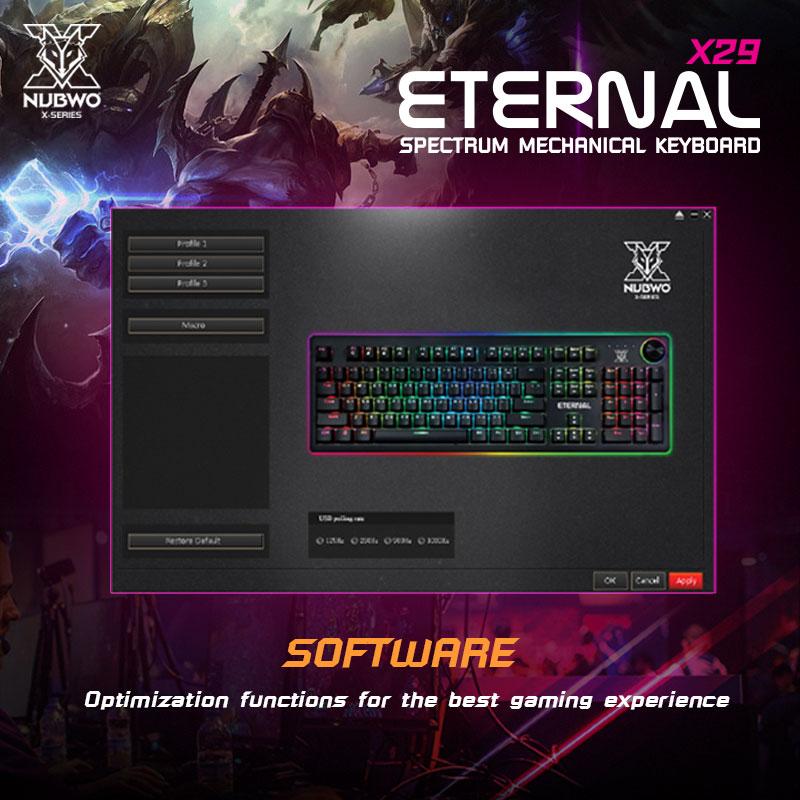 Eternal X29